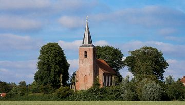 Kirche von Eenum von Pieter van Dijken