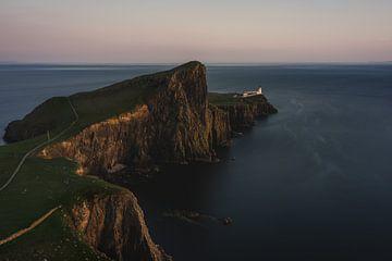 Phare de Neist Point sur l'île de Skye sur Niels Eric Fotografie