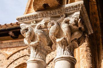 La cathédrale de Monreale sur Eric van Nieuwland