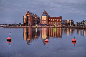 City port of Rostock