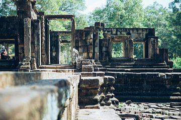 Tempelcomplex Angkor Wat van Alexander Wasem
