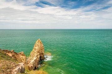 Pointe du Hoc, Frankrijk van Robin Kiewiet