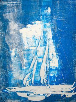 zeilboot van Atelier Zerah