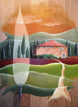 Toscane van Thomas Suske