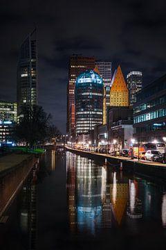 Hochhaus Den Haag von Dennis Donders
