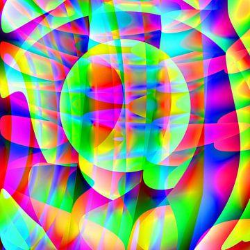 FarbFernSeher van Harry Ucksche