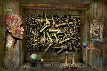 Raum Abendteuer Surrealismus