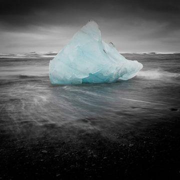 Iceblock Cemetery - Iceland von