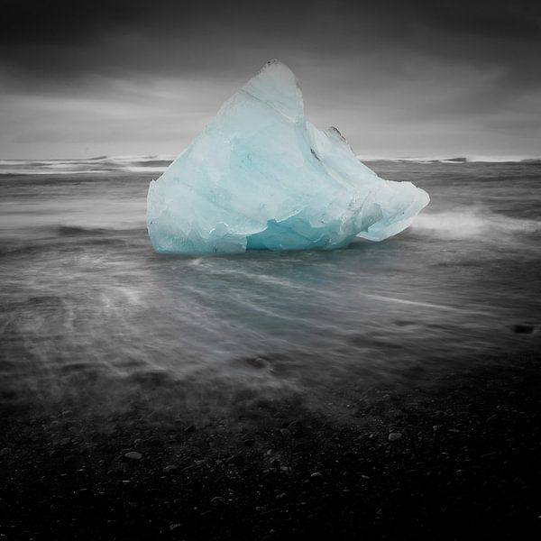 Iceblock Cemetery - Iceland