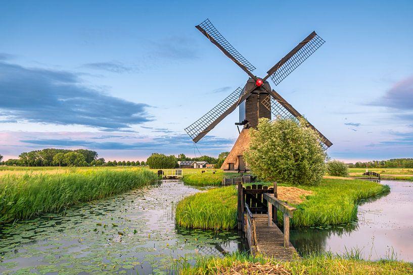 Noordeveldse molen van Jan Koppelaar