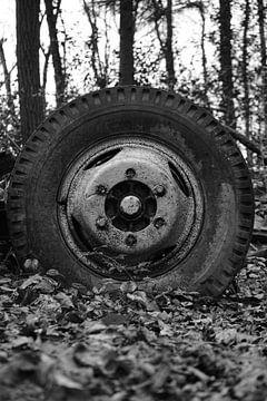 Autowheel von Robert Mijdendorp