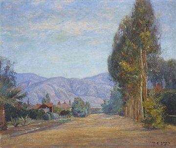 Hills Near Redlands, Kalifornien, Theodore Clement Steele