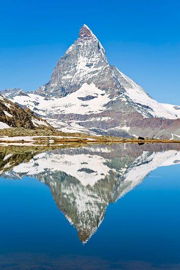 Spiegeling Matterhorn