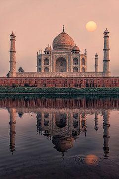 Taj sunset sur Manjik Pictures