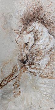 Pferd von Peter van Loenhout