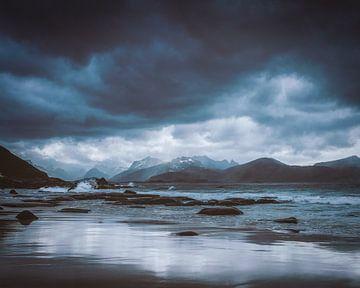 Donkere wolken von Hamperium Photography