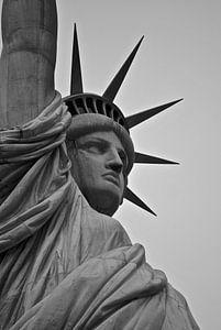 New York City - Die Freiheitsstatue - Statue of Liberty - USA von Maurits Simons