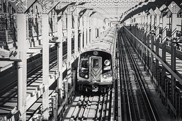 New York metro subway