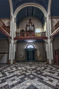 Religieuze architectuur Kerk Urban