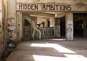 Hidden Ambitions - Sniper Tower Mostar