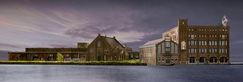 Droste gebouw Haarlem van Wouter Moné