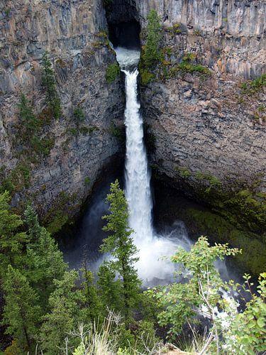 Spahats Falls - Wels gray Park - Canada  van