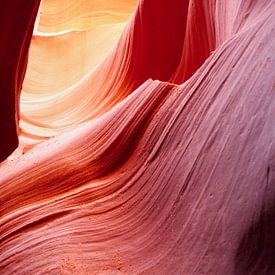 Lower Antelope Canyon sur Erik Koks