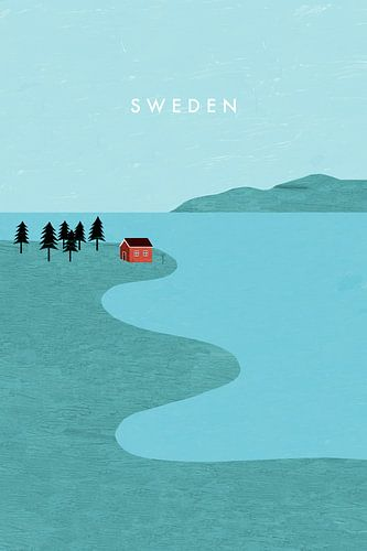 Schweden van Katinka Reinke
