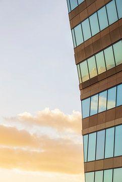 Menzis Gebäude Groningen (Niederlande) von Marcel Kerdijk