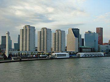 Rotterdam skyline von Frank Kleijn