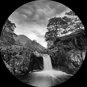 River Etive van Miranda Bos