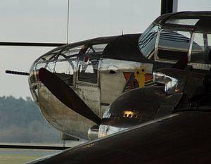 B-17, Nationaal Militair Museum, Soest
