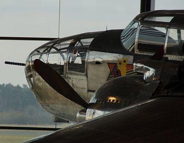 B-17, Nationaal Militair Museum, Soest  van Maurits Bredius