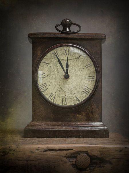 Die tickende Uhr von Danny den Breejen