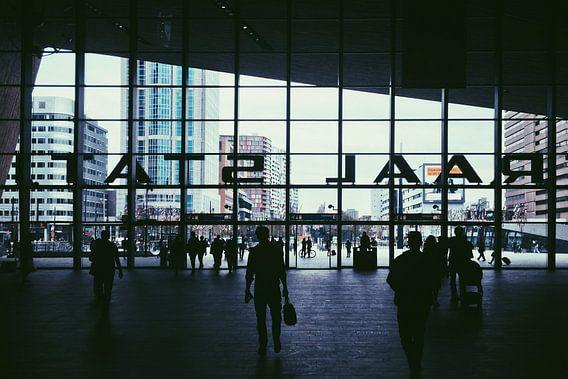 Rotterdam Centraal Station van Insolitus Fotografie