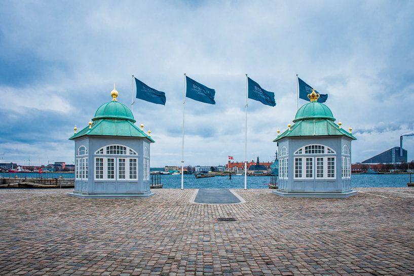 Strandhuisjes van Helga van de Kar