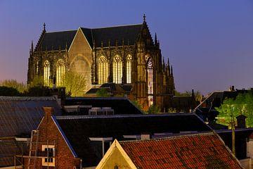 De Domkerk in Utrecht van Donker Utrecht