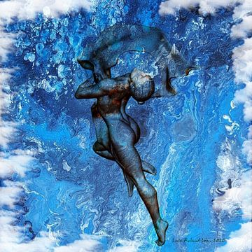 Waterdans van Lutz Roland Lehn