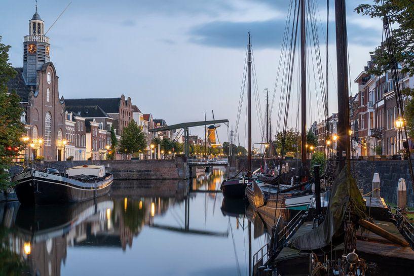 Old harbour sur Jeroen Kleiberg