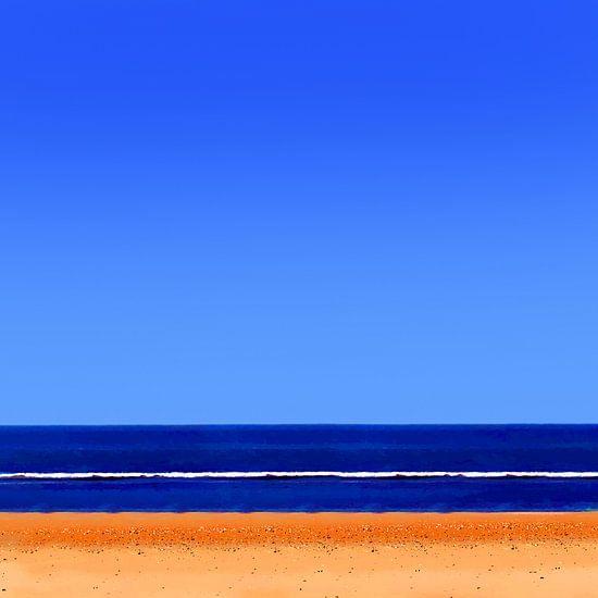Colorful Beach #101