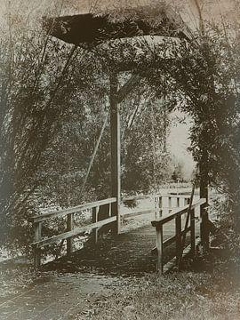 Oude brug von Kimberly Galjaard