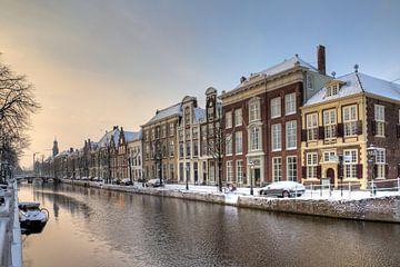 Rapenburg Leiden van Dennis van de Water