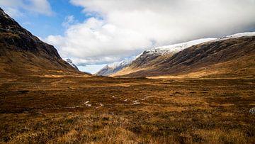 Die Landschaft der Isle of Skye, ein großartiger Ort von Studio de Waay