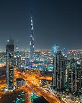 Dubai Burj Khalifa von Stefan Schäfer