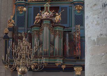 Flentrop-orgel - Grote Kerk, Breda van Rossum-Fotografie