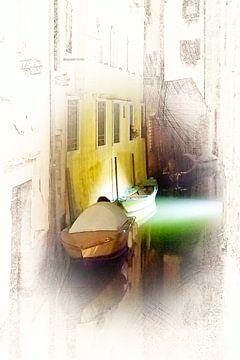 Venetië 02 van Erich Krätschmer
