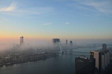 Rotterdam  aan de Maas sur Marcel van Duinen