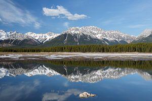 Canadees landschaps foto
