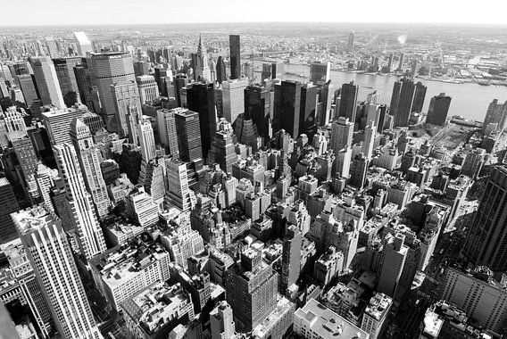 New York City van Bert Bouwmeester