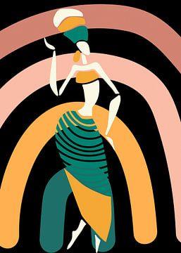 She dances away van Rudy en Gisela Schlechter
